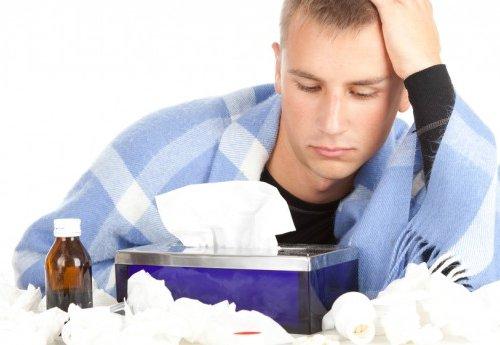 influenza adultos