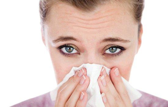 alergica rinitis