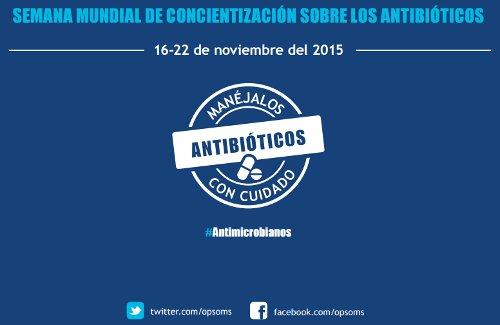 campaña antibioticos