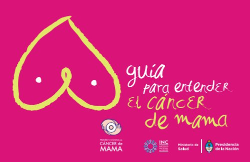 guia cancer mama