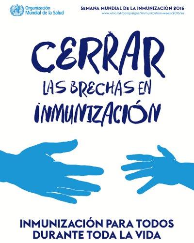 semana inmunizacion 2016