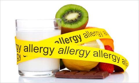 alergia alimento