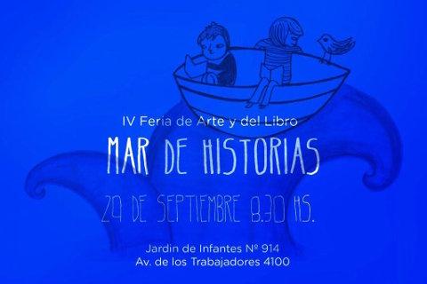 IV Feria de Arte y del Libro: Mar de Historias