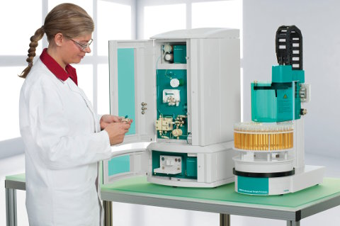 Cromatógrafo Iónico