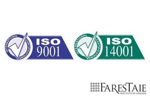 normas ISO calidad