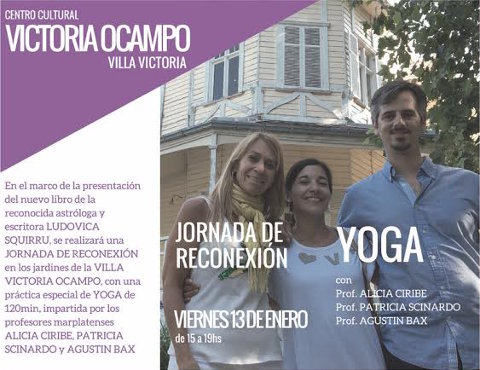 jornada yoga reconexion