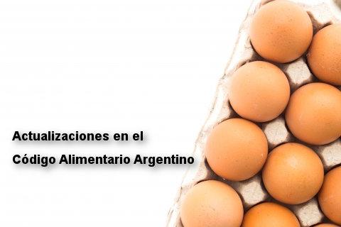 codigo alimentario argentino