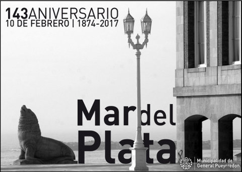 143 aniversario mar del plata