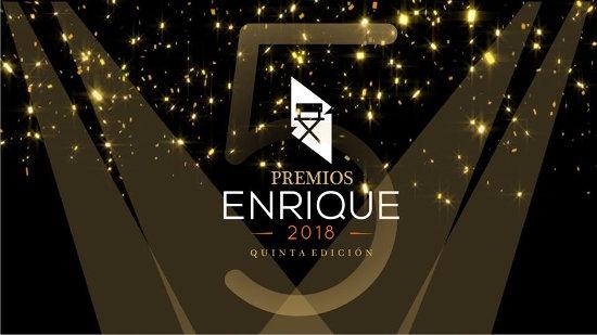 premios enrique 2018